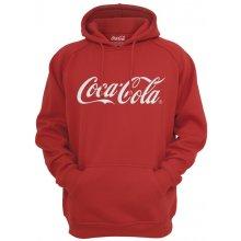 Merchcode Coca Cola Classic Hoody red 46f94390c42