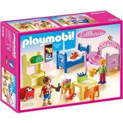 Playmobil 5306 Barevný dětský pokoj Heureka.cz