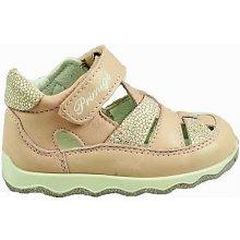 d4b01e159d7 Primigi Dívčí sandály - růžovo-zlaté