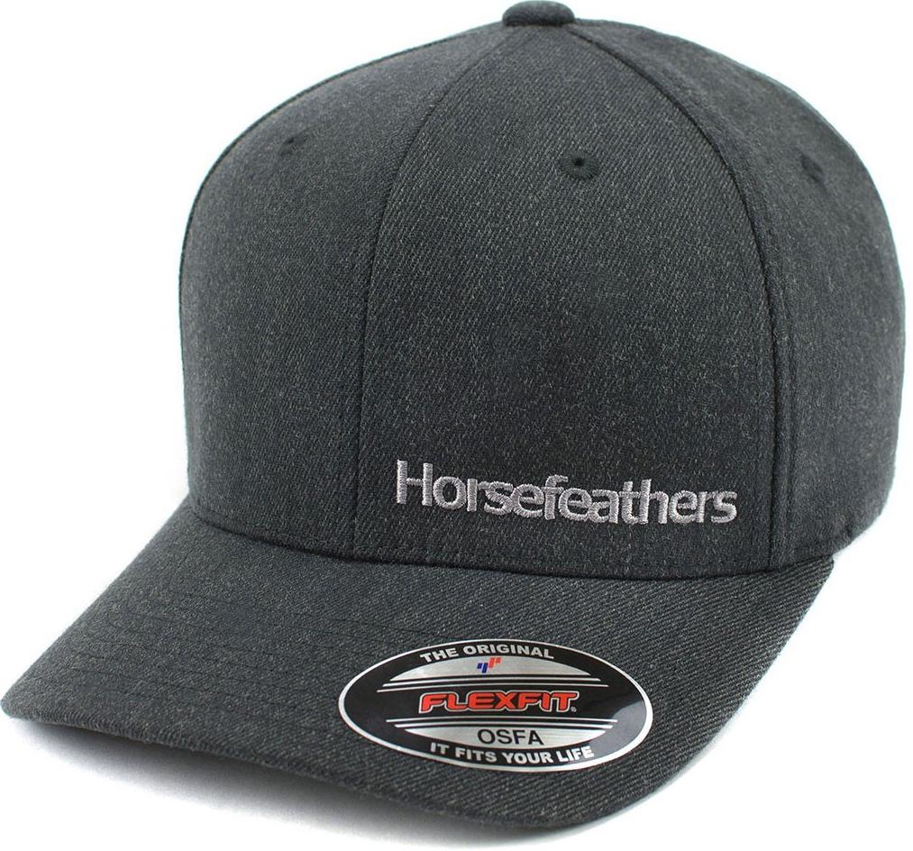 820199bf47b Horsefeathers Kšiltovka Beckett Heather Black alternativy - Heureka.cz