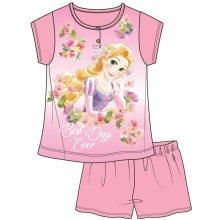 8d510d66eec2 Disney by Arnetta dívčí pyžamo Locika světle růžové