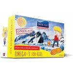 Nor oil omega 3 s příchutí pro děti 60 cps.