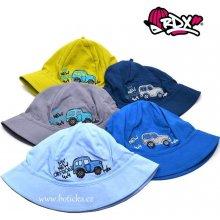 RDX chlapecký klobouk 7495 Auto Zelená 13306d1087
