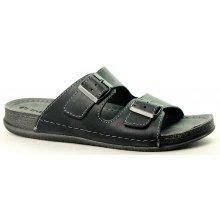 INBLU TH000005 černé, pánské pantofle