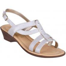 Dámské páskové kožené sandály ARIANNA 525063