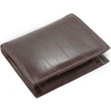 Arwel Pánská kožená peněženka a dokladovka 514 2206 tmavě hnědá