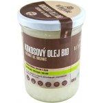 Vitalvibe BIO kokosový olej (100% Bio, 100% Organic, 100% Raw) 400 ml