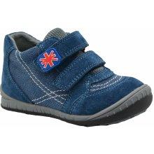 Bugga Chlapecké kotníkové boty - modré