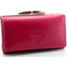 Emporio Valentini dámská peněženka růžová