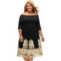 Společenské šaty pro plnoštíhlé dámy alternativy - Heureka.cz 2146f57c35