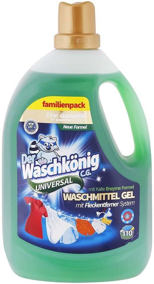 Recenze Waschkönig Universal prací gel 3,305 l 110 PD