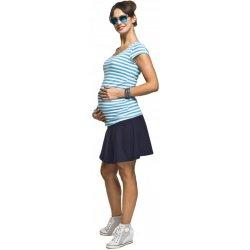 fceea56e14e těhotenská sukně Nife šedá od 750 Kč - Heureka.cz