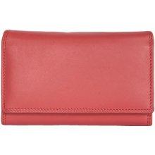 jasně kožená peněženka HMT růžová