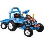 ARTI Elektrický traktor dětský O-KB blue