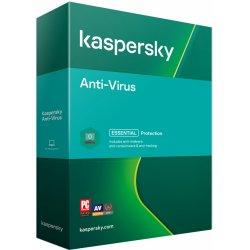 Kaspersky AntiVirus 1 lic. 12 mes. (KL1171O5AFS)