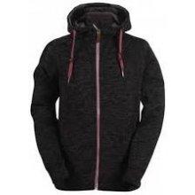 2117 FAGERHULT pánský svetr s kapucí black
