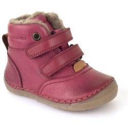 Dětská bota FRODDO G21100698 Fuchsia zimní boty eb515fc708