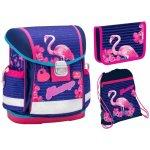 BELMIL Školní batoh 403-13 Flamingo SET
