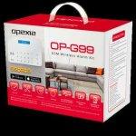 Opexia set OP-G99 bezdrôtový zabezpečovací systém