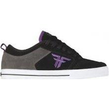 FALLEN Clipper SE black/dk charc/purple