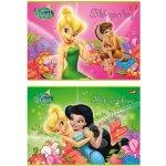 Blok na kreslení Disney Fairies Víla Zvonilka A4 20 listů 132377