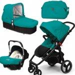 CASUALPLAY Set Loop autosedačka Baby 0plus korba Cot a Bag Allports 2015