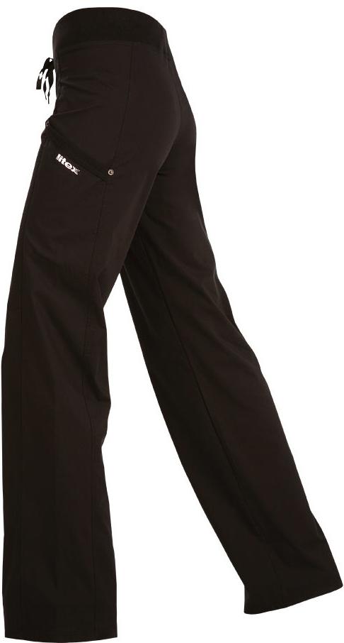 Litex Microtec 55249 černé kalhoty dámské dlouhé do pasu od 1 345 Kč -  Heureka.cz e28a815993