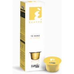 Ecaffé čaj citronový kapsle Caffitaly systém kompatibilní 10 ks