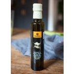 Gaea Aromatický extra panenský olivový olej s trochou česneku 250 ml