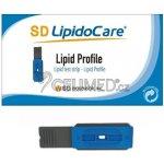 SD Měřicí proužky pro kompletní Lipidový profil, 10 ks