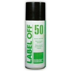 Kontakt Chemie Label Off 50 odstraňovač etiket ve spreji 200 ml od 176 Kč -  Heureka.cz 957f81c5e9