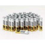 baterie GP Alkaline AAA 48 ks