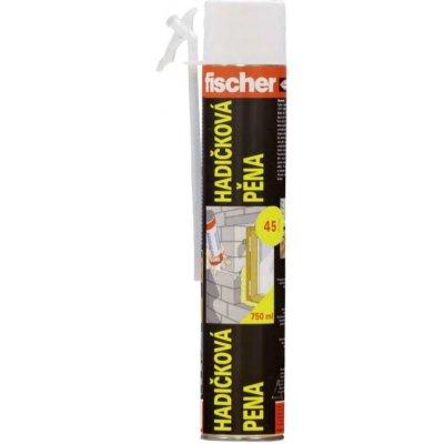 Montážní pěna letní trubičková PU 500 ml fischer ventil, FISCHER 525002