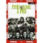 Čtyři z tanku a pes II / 3.+4. díl pošetka DVD