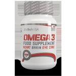 BioTech USA Omega 3 90 kapslí