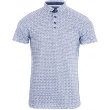 Bewley And Ritch Mens Gamby Polo Shirt White