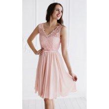 Eva   Lola dámské šaty Maty růžová ff663c8f5f