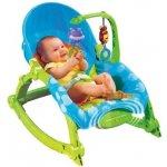 Baby Mix Krásné 2v1 zelená