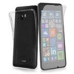 Pouzdro SBS Aero TPU Microsoft Lumia 640 čiré