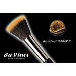 Da Vinci Rondo štětec na pudr suchý, práškový No. 9465