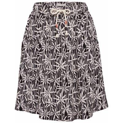 Iriedaily sukně 'Bambul Skirt' bílá / černá
