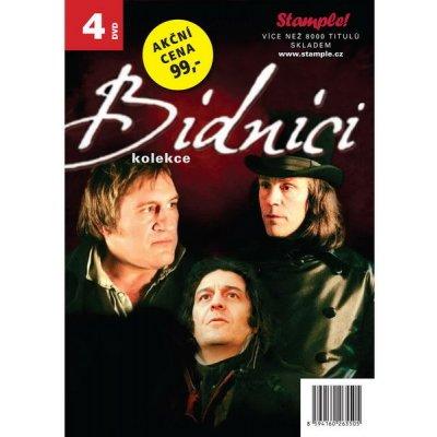 Kolekce Bídníci - DVD
