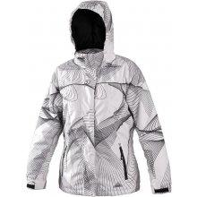 CXS FARNHAM Dámská bunda bílá zimní