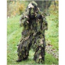 """Maskovací oblek """"Hejkal"""" Ghillie Suit OAK LEAF 3D Mil-Tec® woodland"""