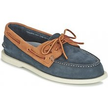 Sperry Top-Sider Mokasíny A/O 2-EYE WASHABLE Modrá