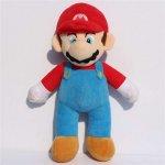 Plyšový Super Mario