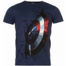 Character T Shirt Mens Captain America