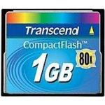 Transcend CompactFlash 1GB TS1GCF80
