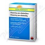 Gesundhaus Vitamíny pro diabetiky 90 tablet