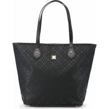 db65b7e48b6 Laura Biagiotti dámská elegantní kabelka černá